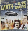 Earth Vs. the Flying Saucers (ej svensk text) (Blu-ray)