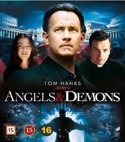 Änglar Och Demoner: Extended Cut (Blu-ray)