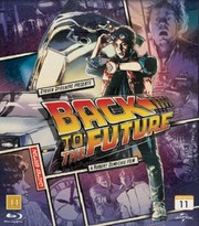 Back To the Future - Comic Book Collection (Blu-ray)