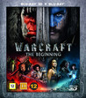 Warcraft: the Beginning (Blu-ray 3D + Blu-ray)