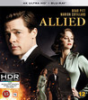 Allied (4K Ultra HD Blu-ray)