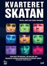 Kvarteret Skatan - Säsong 1-3 (4-disc)