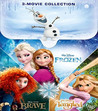 Disney Vinter Box (3-disc) (Blu-ray)
