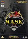 M.A.S.K. - Complete Series (8-disc) (ej svensk text) (Begagnad)