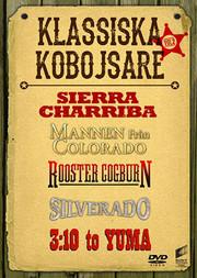 Classic Cowboys Box - Volym 2