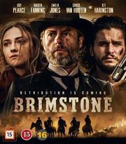 Brimstone (Blu-ray) (Begagnad)