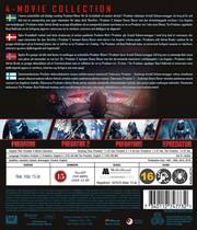 Predator 1-4 (Blu-ray)