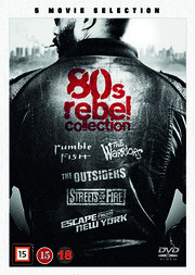80's Rebel Collection (5-disc)