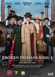 Fröken Frimans Krig - Säsong 4