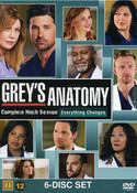 Grey's Anatomy - Säsong 9