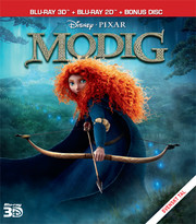 Modig (Real 3D + DVD)