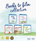 Books To Film Collection (5-disc) (Blu-ray) (Begagnad)
