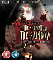 Serpent And the Rainbow (ej svensk text) (Blu-ray)