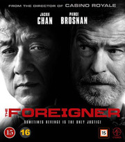 Foreigner (Blu-ray)