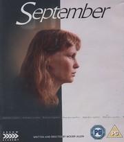 September (ej svensk text) (Blu-ray)