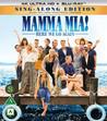 Mamma Mia! Here We Go Again (4K Ultra HD Blu-ray)