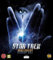 Star Trek Discovery - Säsong 1 (Blu-ray)