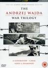 Andrzej Wajda War Trilogy (3-disc) (ej svensk text)