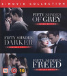 Fifty Shades 1-3 (Blu-ray)