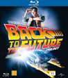 Back To the Future 1-3 Box (3-disc) (Blu-ray) (Begagnad)