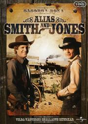 Alias Smith And Jones - Säsong 1 Box 1