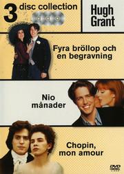 Fyra Bröllop Och En Begravning / Nio Månader / Chopin, Mon Amour (3-disc)