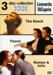 Beach / Titanic / Romeo & Julia (3-disc)