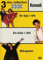 En Tjej I Rött / En Kille I Rött / Mångalen (3-disc)