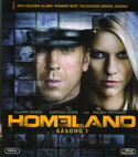 Homeland - Säsong 1 (Blu-ray)