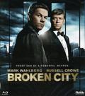 Broken City (Blu-ray) (Begagnad)