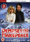 Dempsey And Makepeace - Complete Series (9-disc) (ej svensk text)