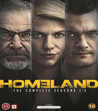 Homeland - Säsong 1-5 (15-disc) (Blu-ray)