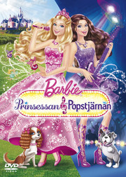 Barbie - Prinsessan Och Popstjärnan (Begagnad)