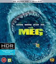Meg (4K Ultra HD Blu-ray)