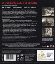 A Farewell To Arms (ej svensk text) (Blu-ray + DVD)
