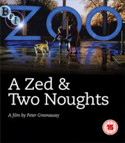 A Zed And Two Noughts (ej svensk text) (Blu-ray)