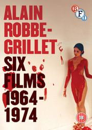 Alain Robbe-Grillet - Six Films 1964-1974 (ej svensk text)