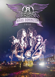 Aerosmith - Rocks Donington 2014 (DVD + 3 LP)