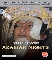 Arabian Nights (ej svensk text) (Blu-ray + DVD)