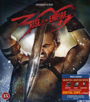 300 - Rise of An Empire (Blu-ray) (Begagnad)