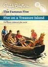 Famous Five: Five On a Treasure Island (ej svensk text)