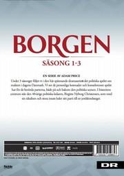 Borgen - Säsong 1-3