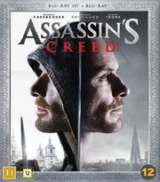 Assassin's Creed (Real 3D + Blu-ray)
