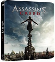 Assassin's Creed (Steelbook) (Real 3D + Blu-ray)