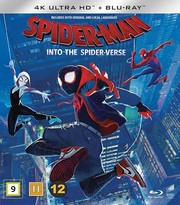 Spider-Man: Into the Spider-Verse (4K Ultra HD Blu-ray + Blu-ray)