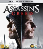 Assassin's Creed (4K Ultra HD Blu-ray)