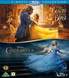 Skönheten och Odjuret / Askungen (Blu-ray)