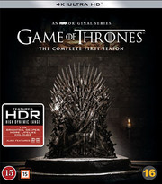 Game of Thrones - Säsong 1 (4K Ultra HD Blu-ray)