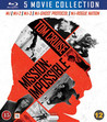 Mission: Impossible 1-5 Movie Collection (5-disc) (Blu-ray)