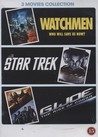Watchmen / Star Trek / G.I. Joe - The Rise of Cobra (3-disc)